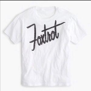 J crew Foxtrot t shirt